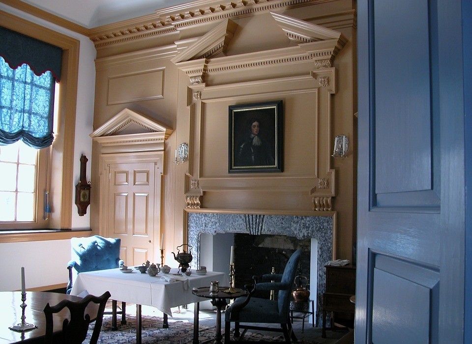colonial room, philadelphia, congress