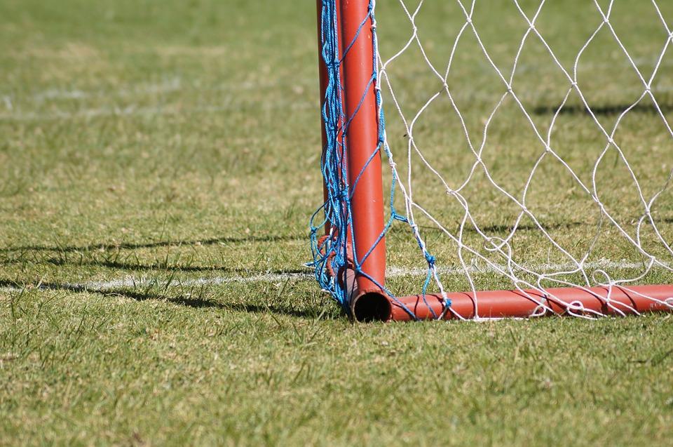 soccer, field, football