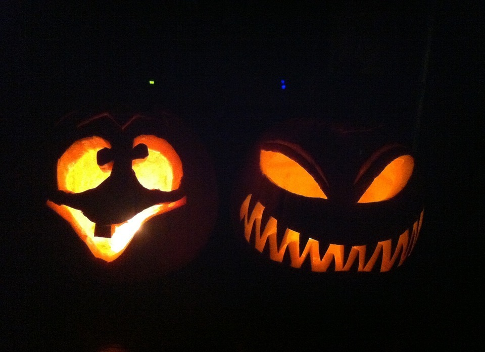halloween, jack-o-lantern, holiday