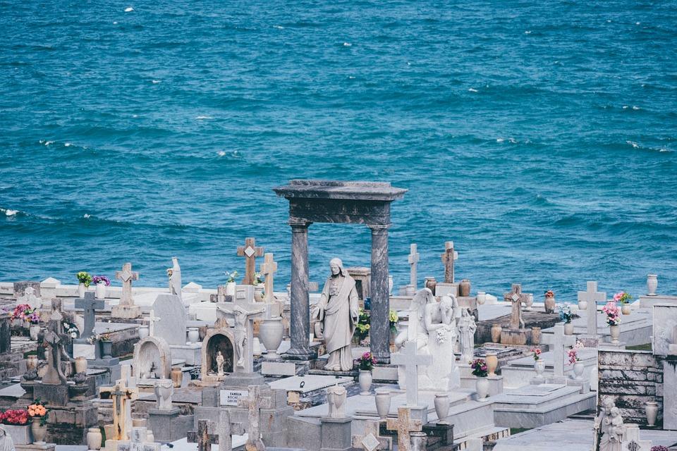 cemetery, catholic, faith