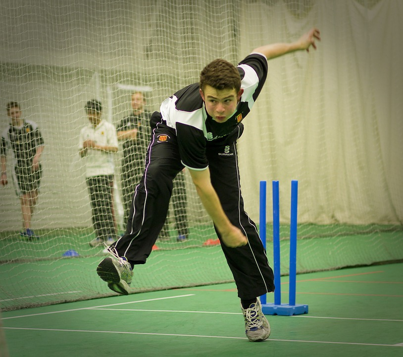 cricket, indoor, sports hall