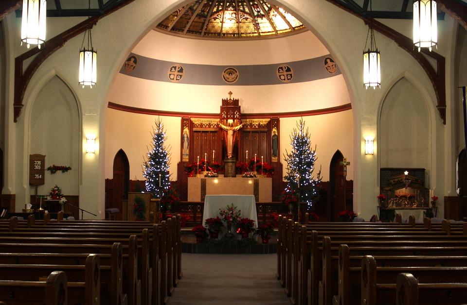 catholic, church, religion