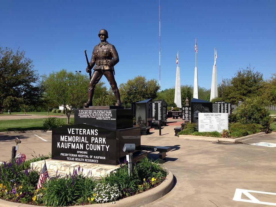 war, memorial, statue