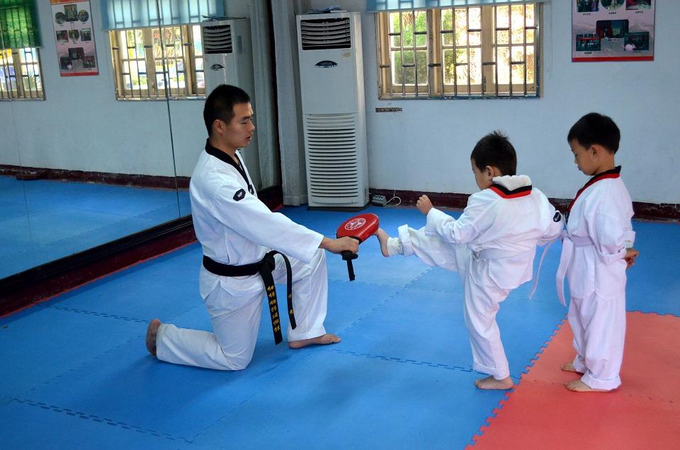 martial, arts, class