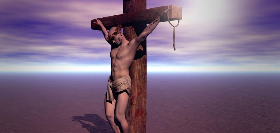 jesus, cross, crucifixion