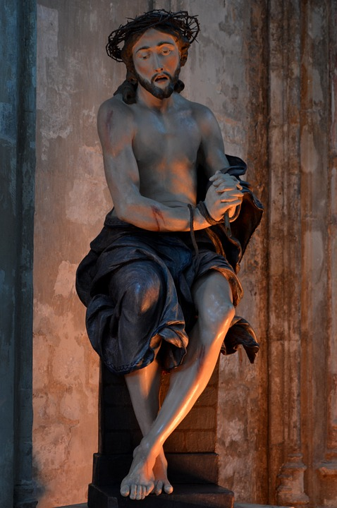 jesus, faith, religion