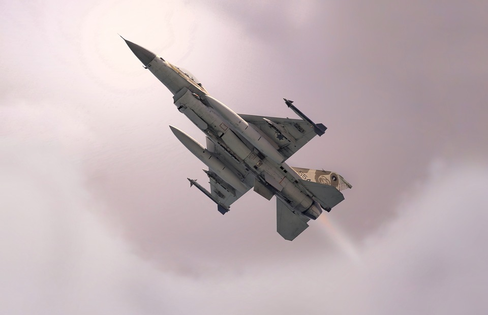 military, aircraft, fighter