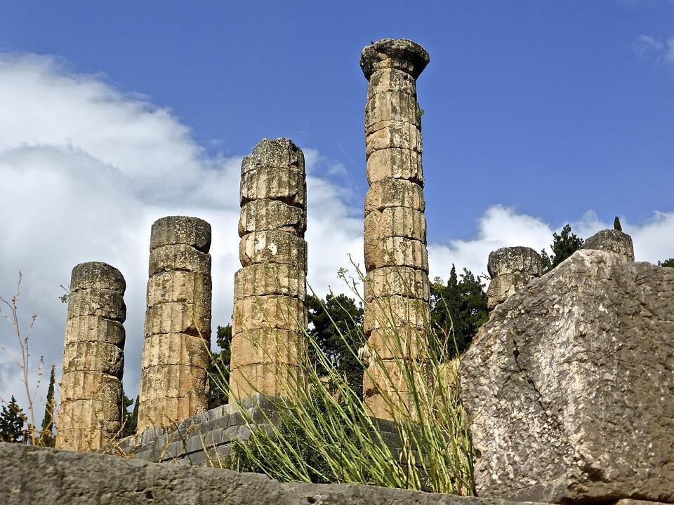 columns, roman, classical