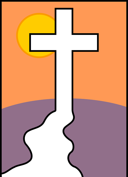 jesus, calvary, christian