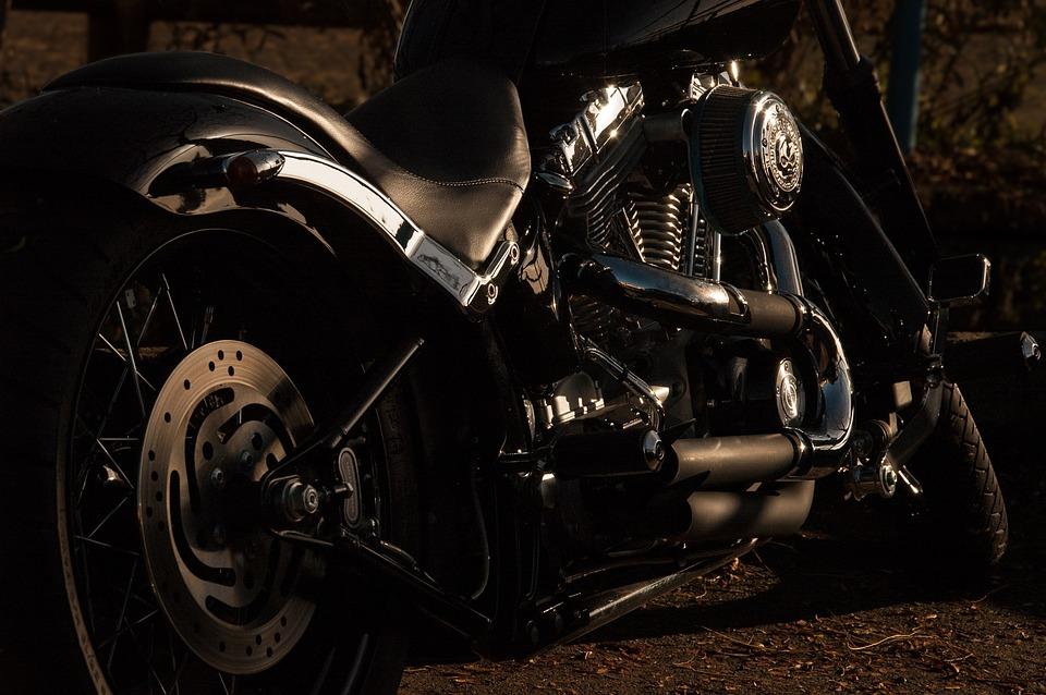 motorcycle, harley davidson, harley