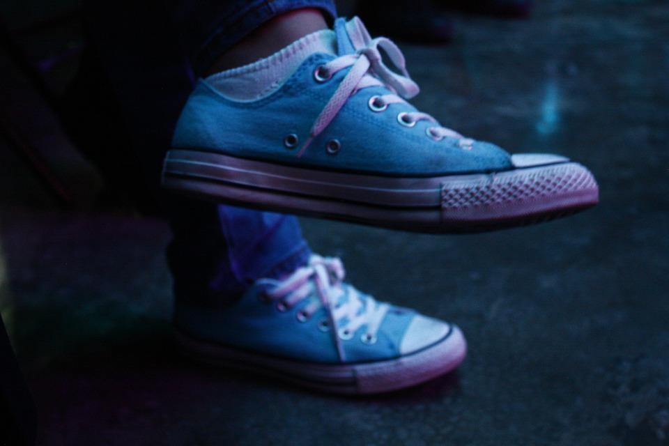 tennis, converse, blue