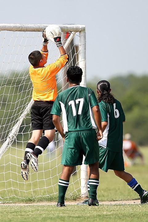 soccer, goalie, goal tender