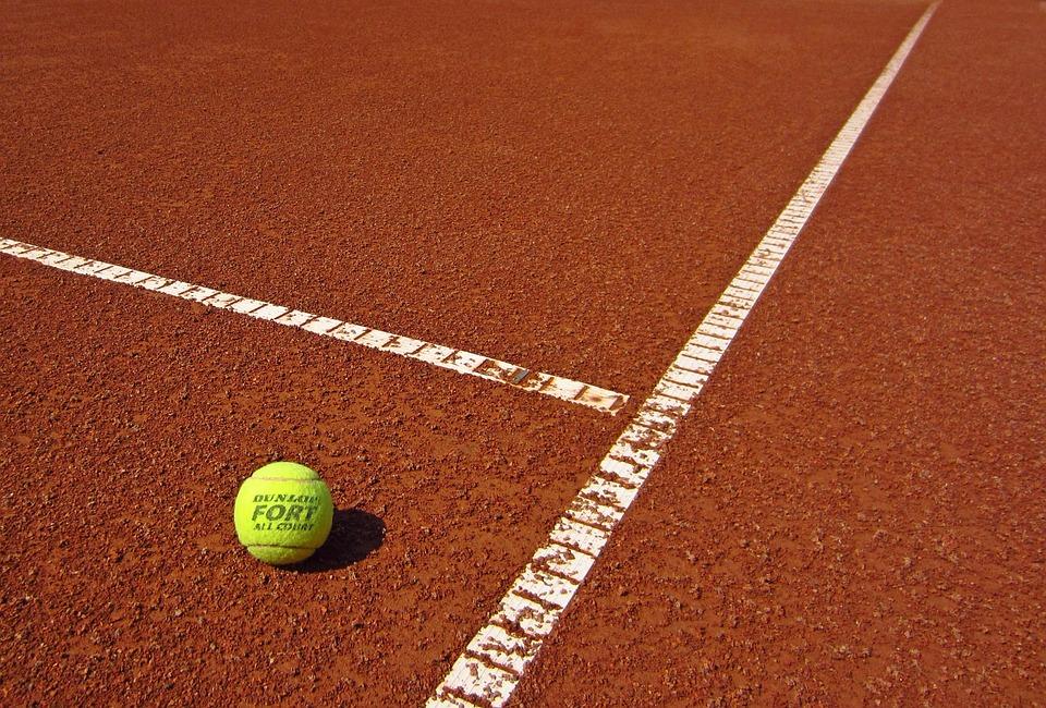 sport, tennis, ball
