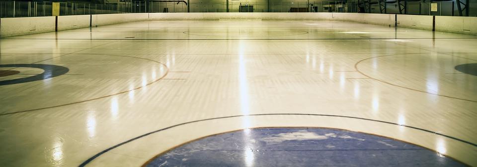 trough, hockey, ring