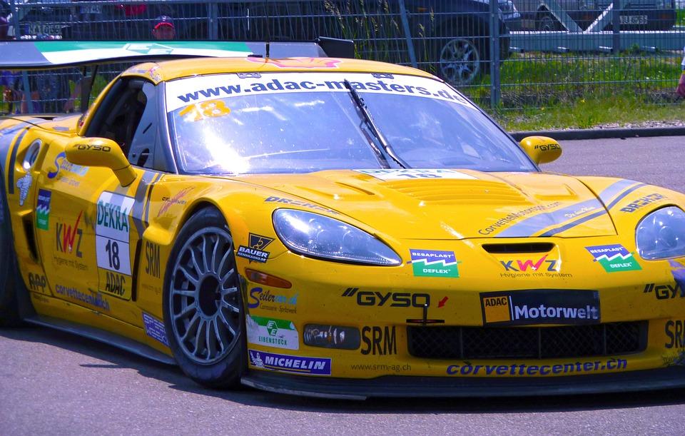 racing car, auto, motorsport