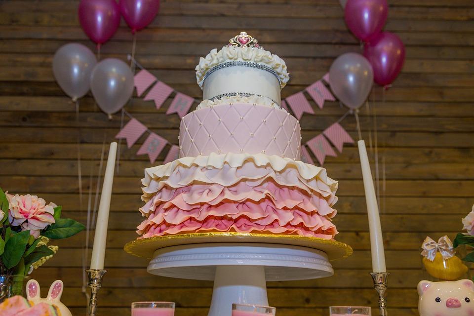 happy, birthday, cake