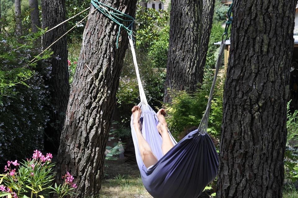 nap, hammock, idleness