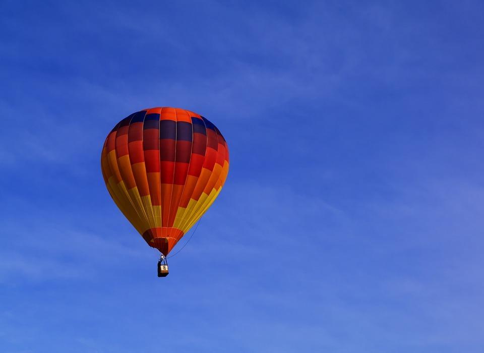 adventure, balloon, flight