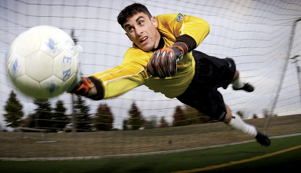 soccer, goalkeeper, competition