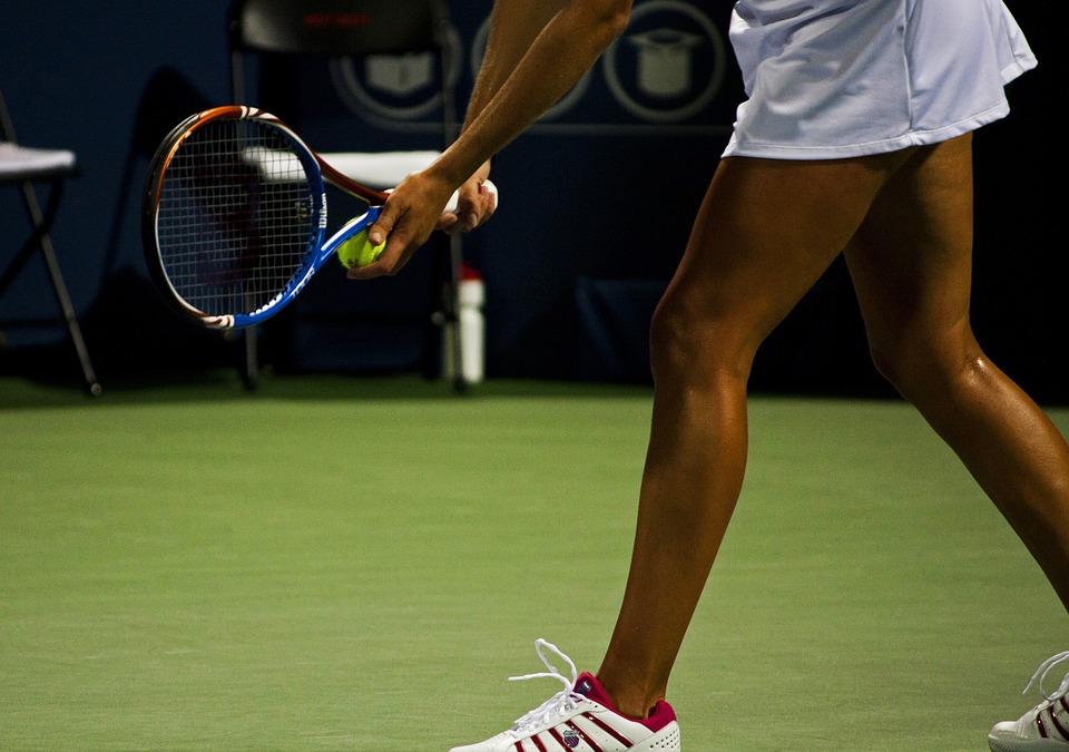 tennis, sports, ball