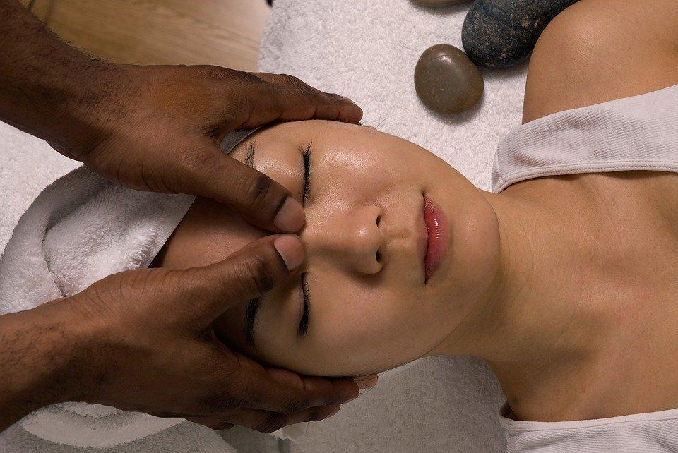 spa, woman, wellness