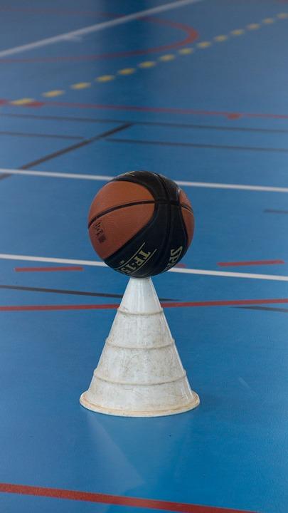 sports, basketball, cone