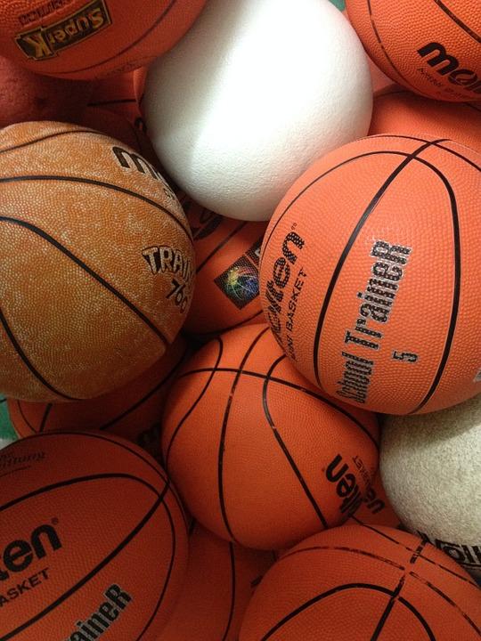 basketball, balls, sport
