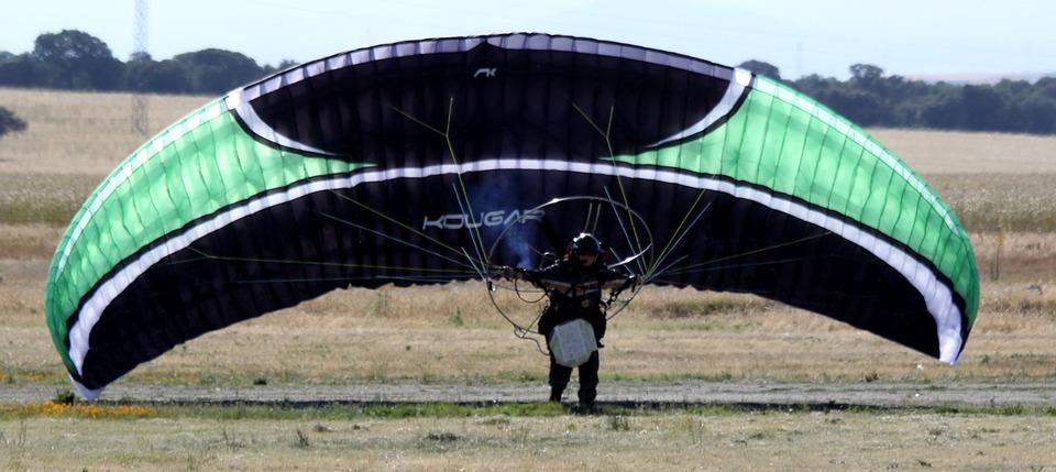 paramotor, air sport, light aviation