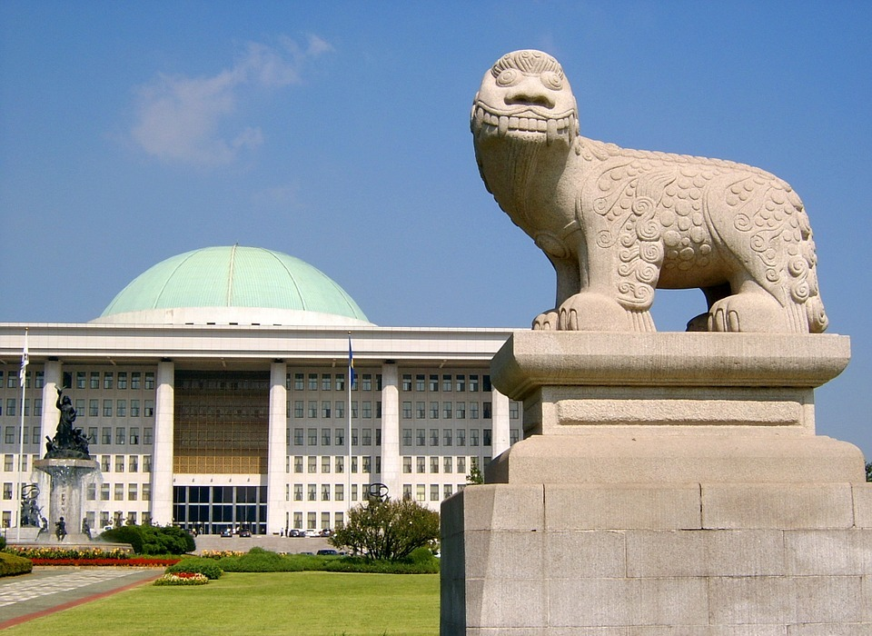 korea, the national assembly, houses of parliament
