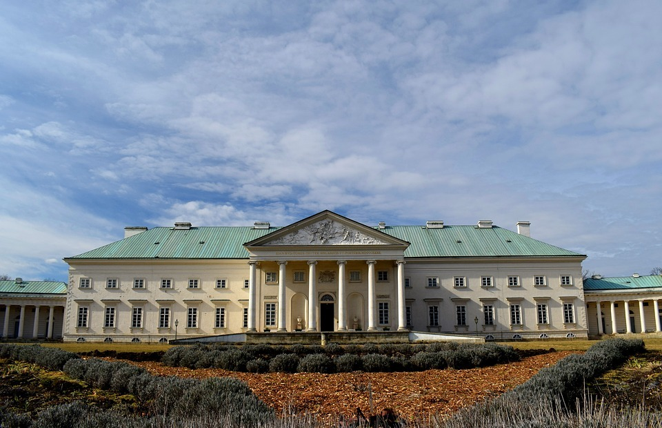 empire style, palace, classical