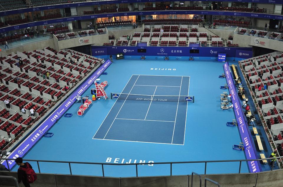 tennis, beijing, china