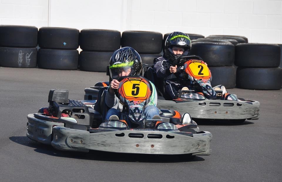 karting, circuit, kart track