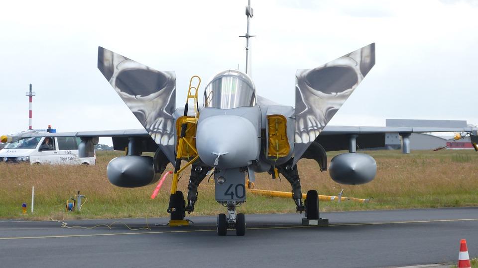 military, fighter aircraft, sonderlckierung