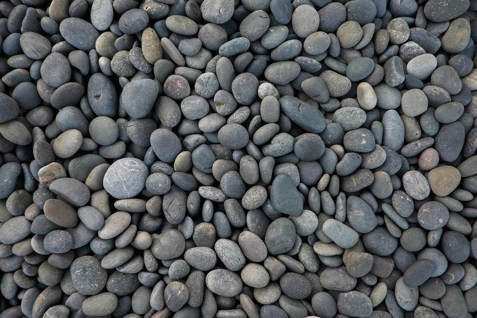 pebbles, stones, nature