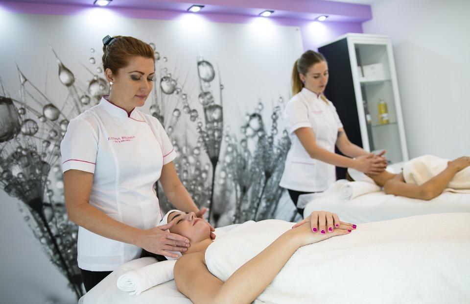 massage, care, spa