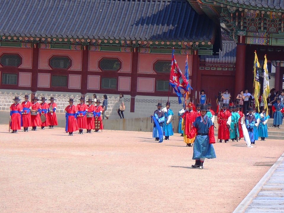 korea, monument, seoul