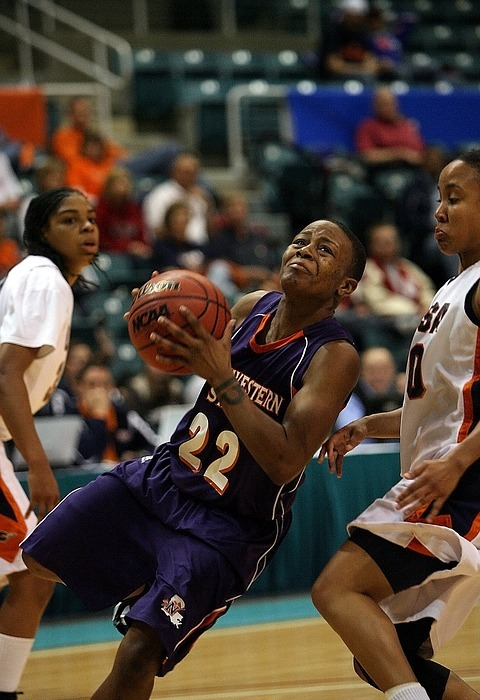 basketball, female, action
