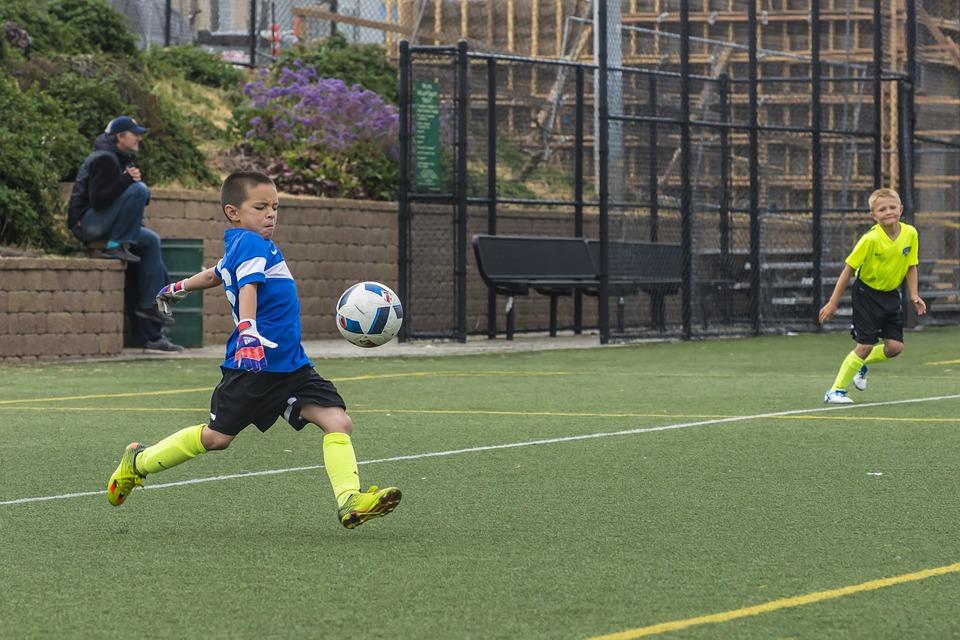 soccer, football, keeper