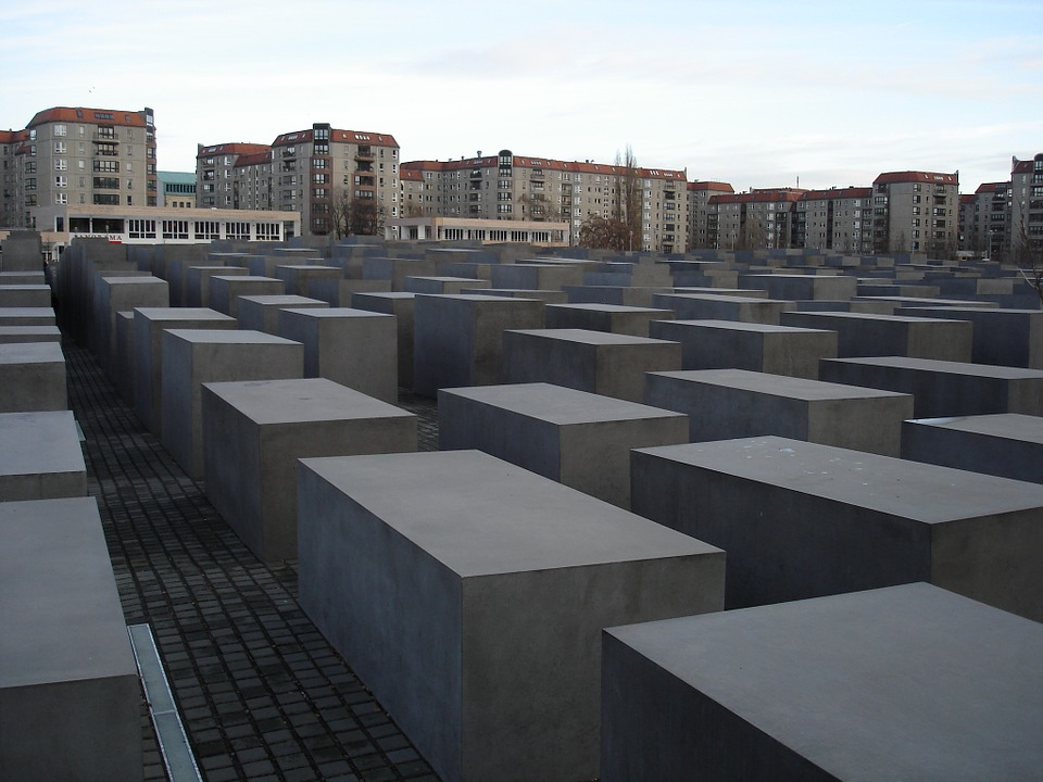 holocaust, memorial, berlin