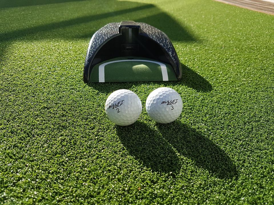 golf ball, sports, golf