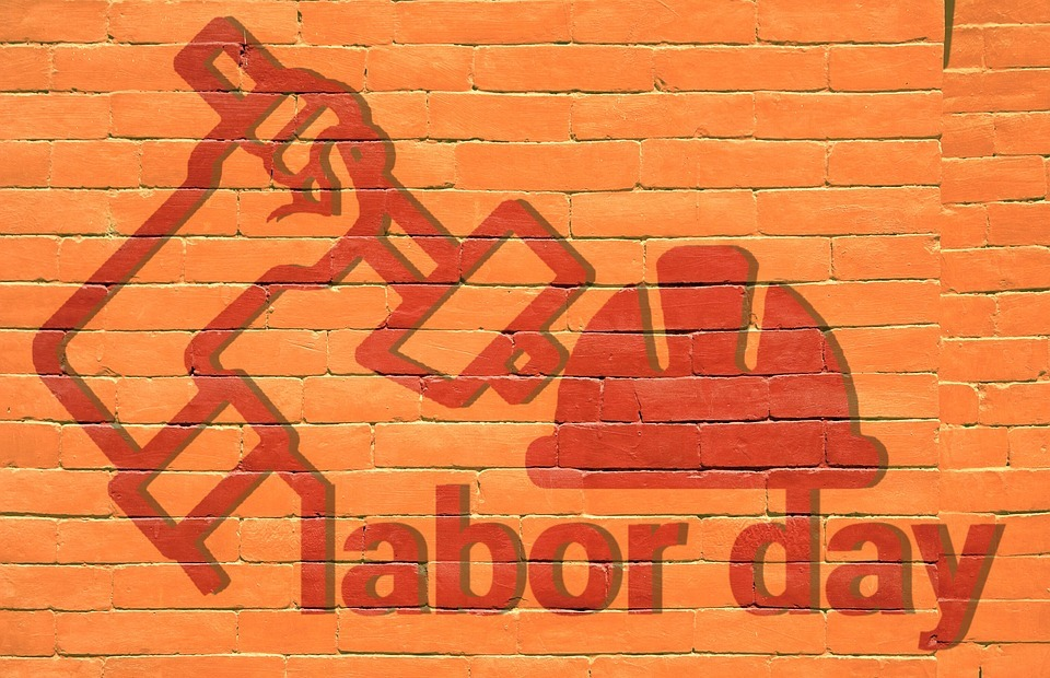 cover, labor day, worker