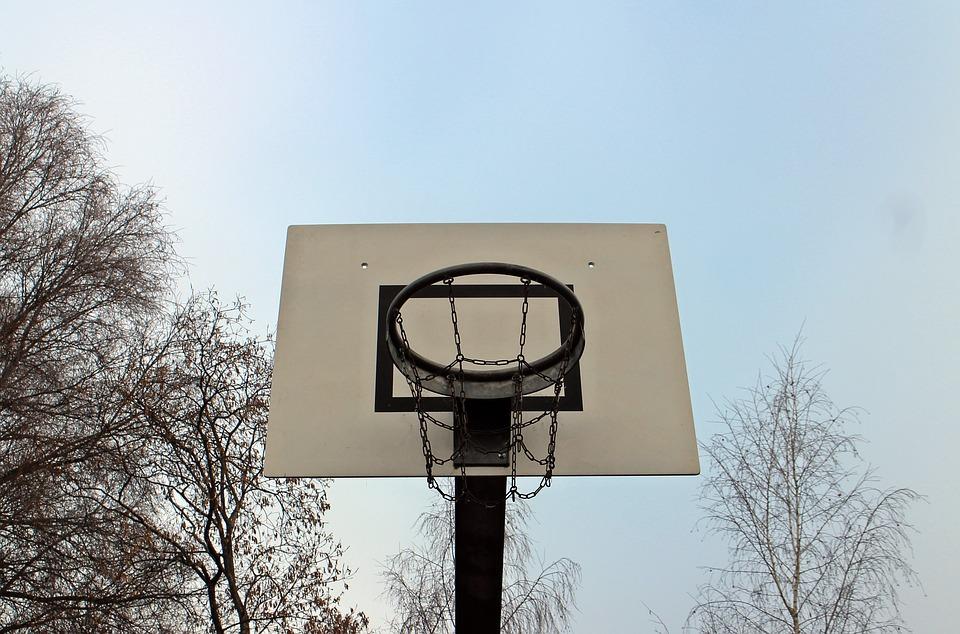 sport, basketball, basket