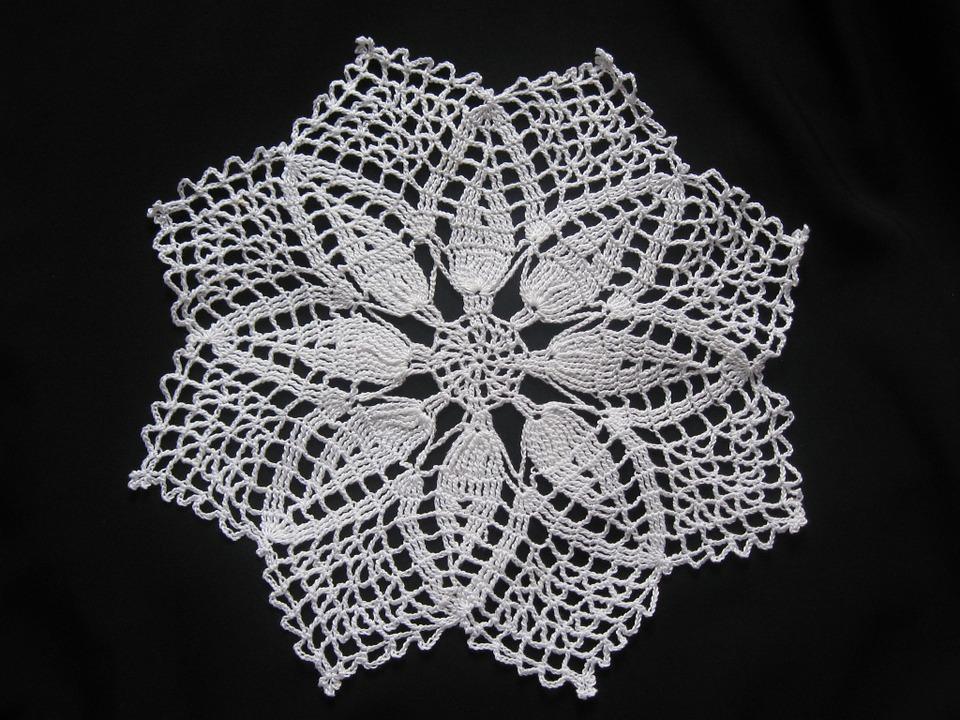 crochet blanket, crochet, hand labor