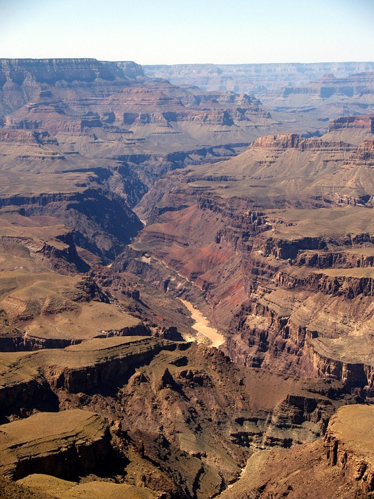 grand canyon, tourist attraction, rocky terrain