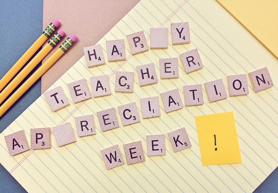teacher appreciation week, teacher, educator