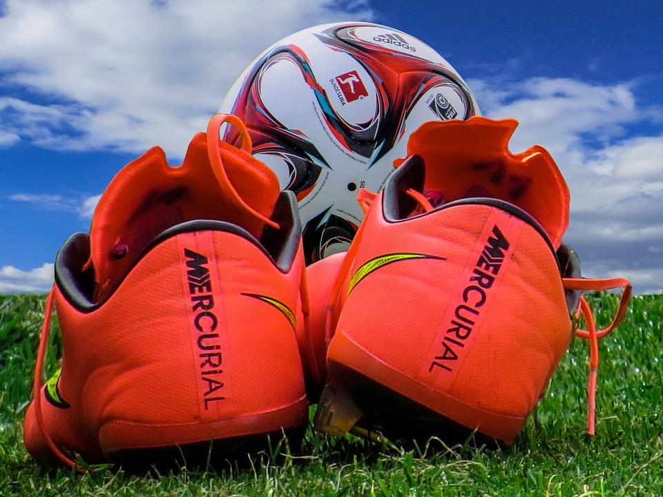 sport, football, football boots