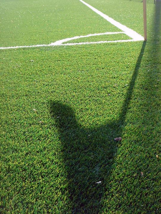 sport, football, field