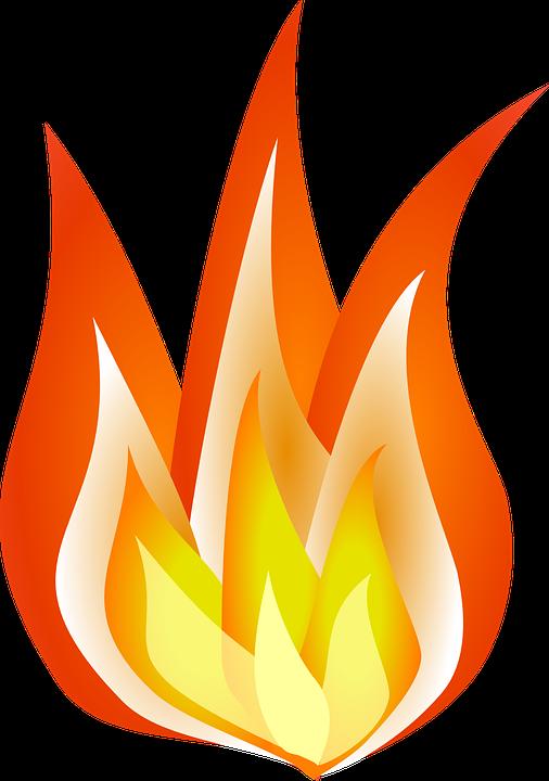 fireman, fire, hot