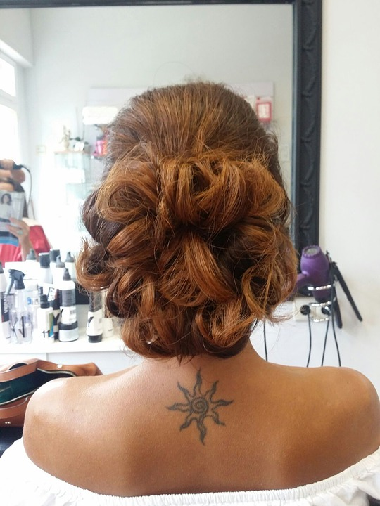 hairdressing, hairstyle, women