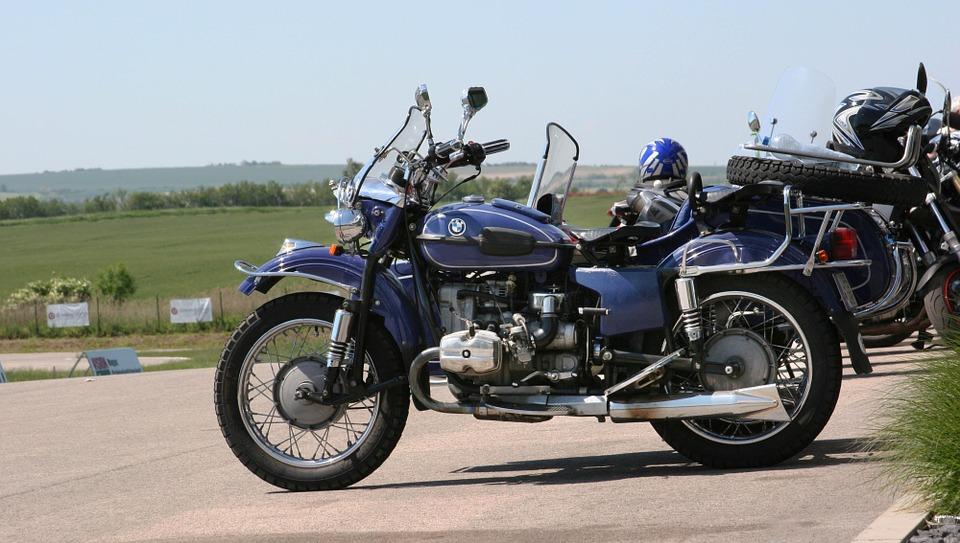 veteran, sidecar, bmw